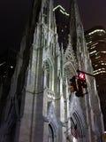 Catedral de Patrick de Saint em New York Imagem de Stock Royalty Free