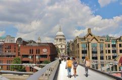 Catedral de Paul de Saint, Londres Fotos de Stock Royalty Free