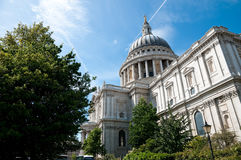 Catedral de Pauls de Saint Foto de Stock Royalty Free