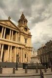 Catedral de Pauls de Saint & rainha Victoria Imagem de Stock
