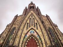 Catedral de pedra Imagem de Stock
