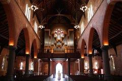 Catedral de Perth Fotos de archivo libres de regalías