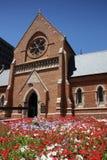 Catedral de Perth, Australia Foto de archivo libre de regalías