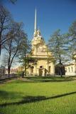 Catedral de Peter e de Paul Foto de Stock