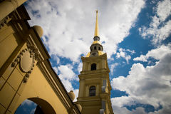 Catedral de Peter e de Paul Imagem de Stock Royalty Free
