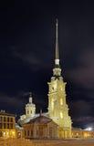 Catedral de Peter y de Paul Imagen de archivo
