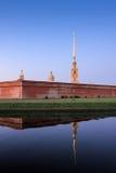 Catedral de Peter y de Paul Fotografía de archivo libre de regalías