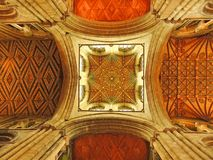 Catedral de Peterborough Fotos de Stock Royalty Free