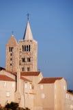 Catedral de piedra vieja foto de archivo