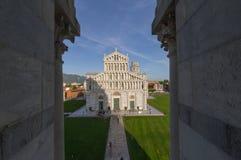 A catedral de Pisa Imagens de Stock Royalty Free