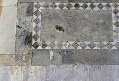 Catedral 04 de Pisa Fotografia de Stock