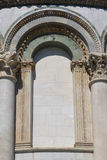 Catedral 03 de Pisa Fotografia de Stock