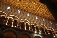 Catedral de Pisa Battistero Italy fotos de stock