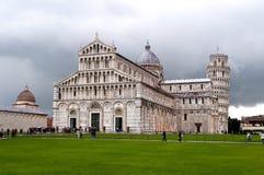 Catedral de Pisa (di Pisa do domo) Imagens de Stock Royalty Free