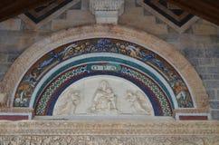 Catedral de Pisa y x28; Catedral de Pisa& x29; , Italia Imagen de archivo