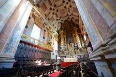 Catedral de Porto, Porto, Portugal Imagem de Stock Royalty Free