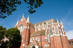 Catedral de portsmouth Imagens de Stock Royalty Free