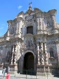 Catedral de Quito Imágenes de archivo libres de regalías