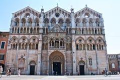 Catedral de Ravena Fotos de archivo