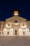 Catedral de Reggio Emilia Imagen de archivo