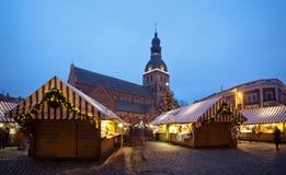Catedral de Riga (bóveda de Riga) Foto de archivo libre de regalías