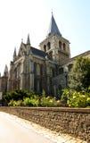 Catedral de Rochester Foto de archivo