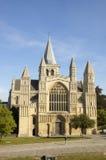 Catedral de Rochester Imágenes de archivo libres de regalías
