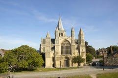 Catedral de Rochester foto de stock royalty free