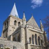 Catedral de Rochester em Kent Fotos de Stock