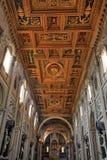 Catedral de Roma Imagen de archivo libre de regalías