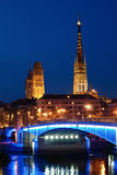 Catedral de Ruán foto de archivo libre de regalías