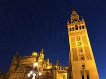 Catedral de Séville Image libre de droits