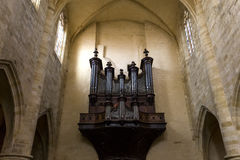 Catedral de Sacerdos de Saint, Sarlat, france Imagem de Stock