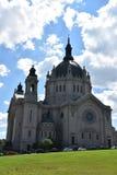 Catedral de Saint Paul em Minnesota Fotografia de Stock Royalty Free