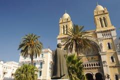 Catedral de Saint Vincent de Paul Foto de archivo libre de regalías