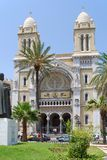 Catedral de Saint Vincent de Paul Imagens de Stock Royalty Free