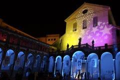 Catedral de Salerno Imagem de Stock Royalty Free
