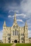 Catedral de Salisbúria fotografia de stock royalty free