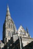 Catedral de Salisbury fotografía de archivo