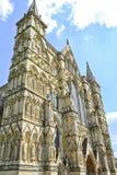 Catedral de Salisbury Foto de archivo libre de regalías