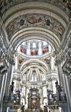Catedral de Salzburg Fotografía de archivo libre de regalías