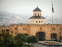 A catedral de Sameba Foto de Stock Royalty Free