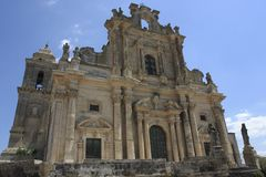 Catedral de San Giovanni Battista Foto de Stock