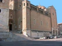 Catedral de San Giustino fotografía de archivo
