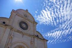 Catedral de San Jaime foto de archivo libre de regalías