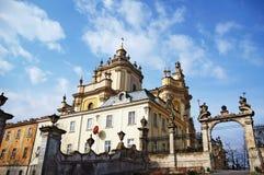 Catedral de San Jorge Imagen de archivo libre de regalías