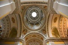 Catedral de San Juan Bautista, San Juan, Puerto Rico imagen de archivo libre de regalías