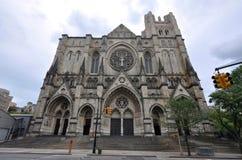 Catedral de San Juan el divino imagen de archivo