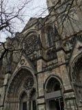 Catedral de San Juan el divino imagen de archivo libre de regalías
