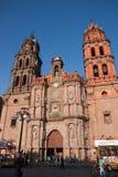 Catedral de San Luis potosi Fotos de archivo